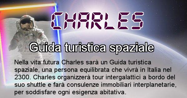 Charles - Chi sarà nella prossima vita Charles