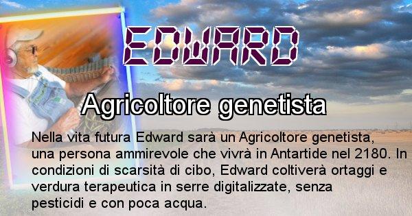 Edward - Chi sarà nella prossima vita Edward
