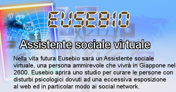Eusebio - Chi sarà nella prossima vita Eusebio