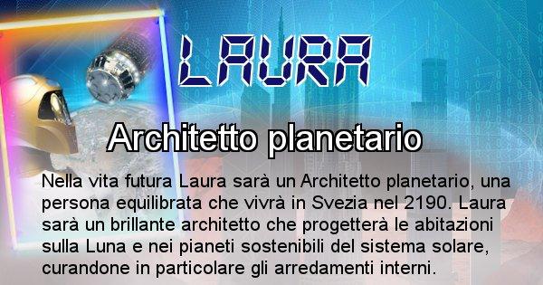 Laura - Chi sarà nella prossima vita Laura
