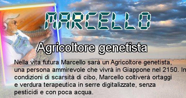 Marcello - Chi sarà nella prossima vita Marcello