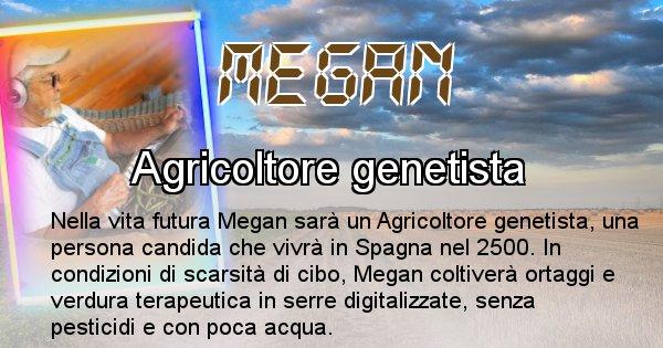 Megan - Chi sarà nella prossima vita Megan