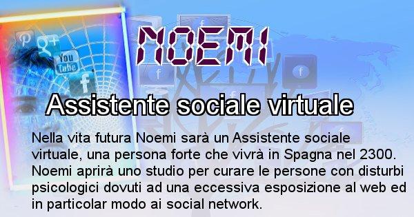 Noemi - Chi sarà nella prossima vita Noemi