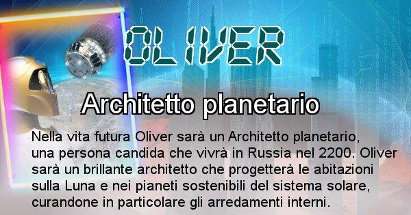 Oliver - Chi sarà nella prossima vita Oliver