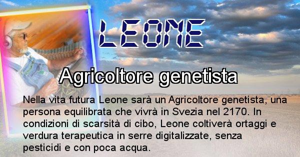 Leone - Scopri chi sarai nella prossima vita analizzando il Cognome Leone