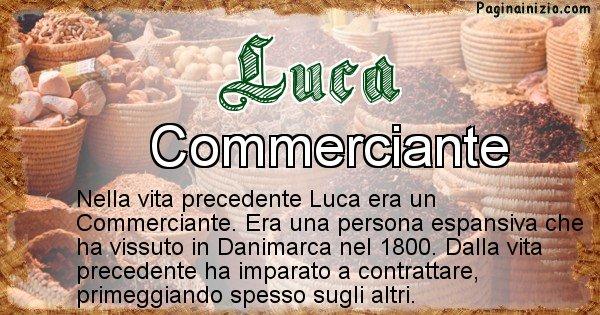 Luca - Vita precedente analizzando il cognome Luca