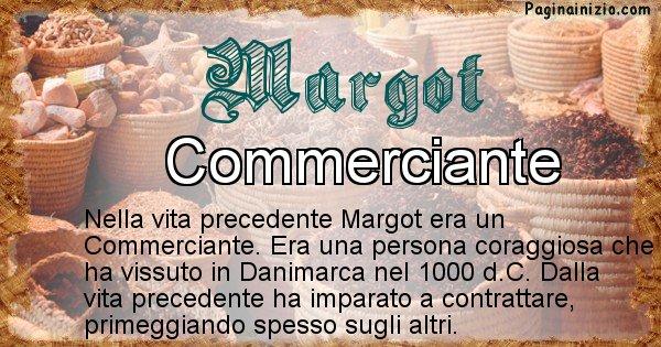 Margot - Vita precedente analizzando il cognome Margot